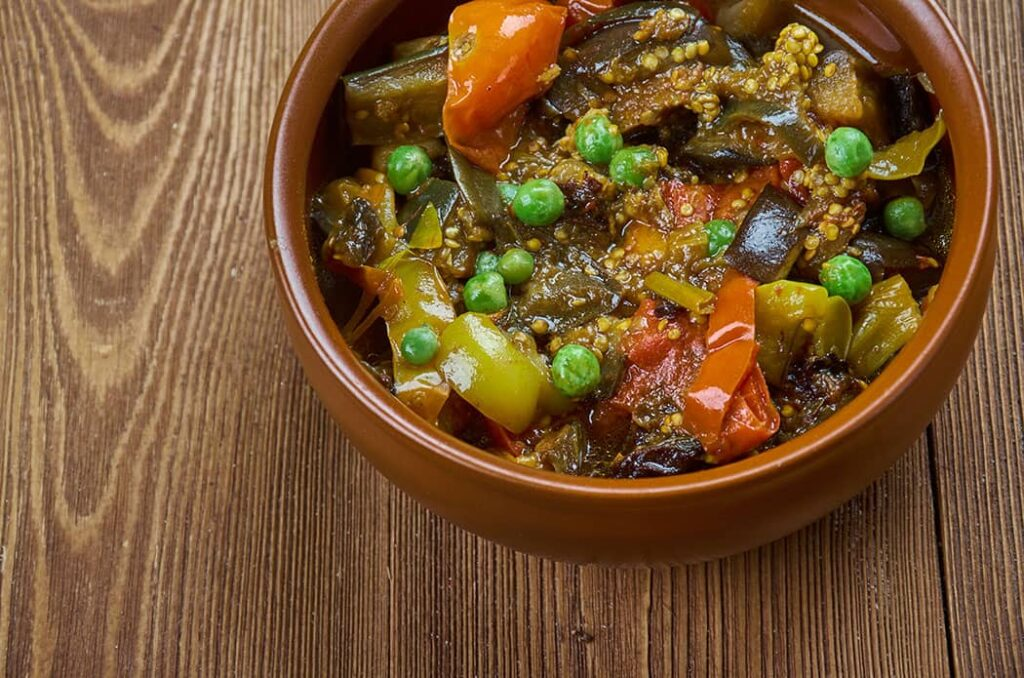 Gyuvetch Traditional Beef Stew