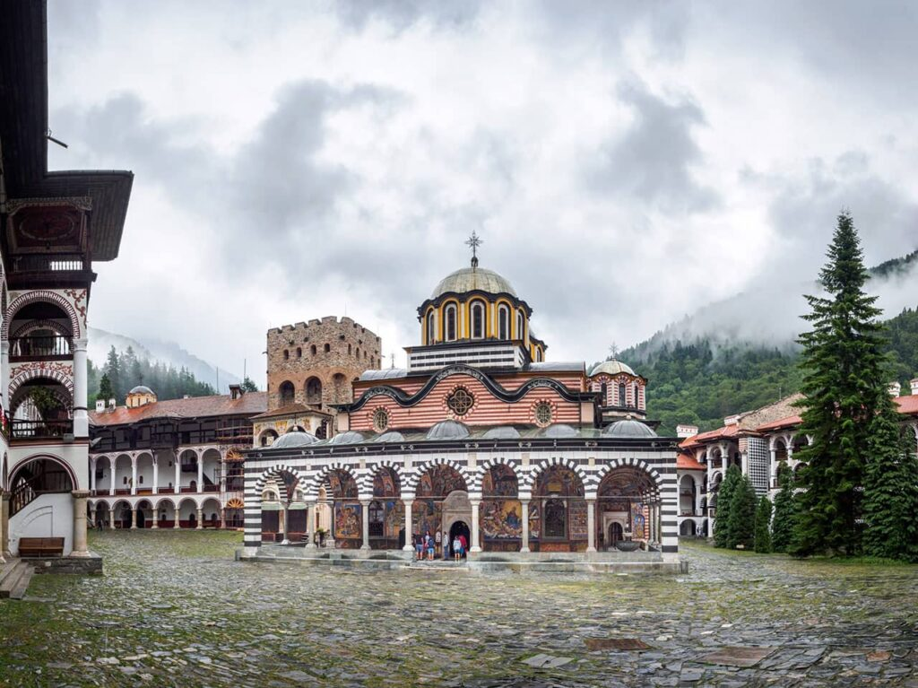 Facts About Rila Monastery